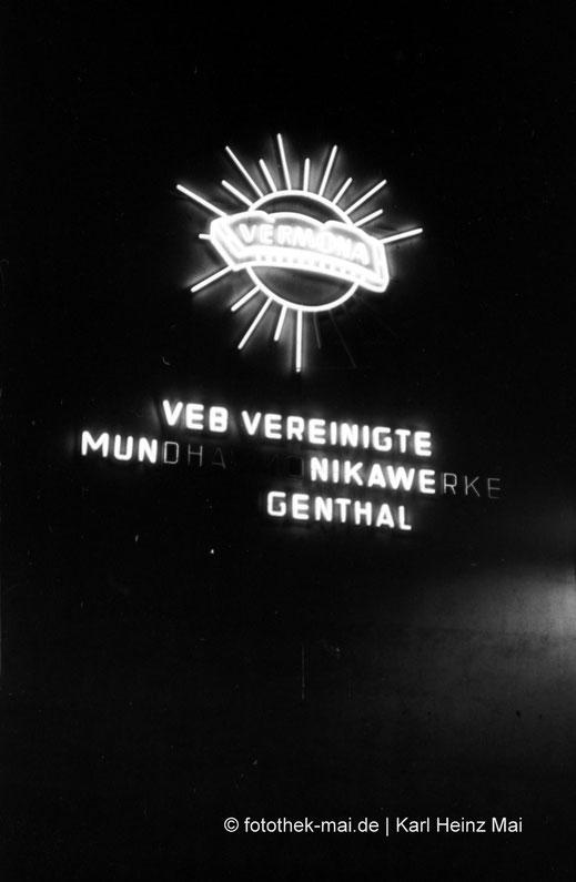 Großstadtflair in Klein-Paris, Leipzig, 1959