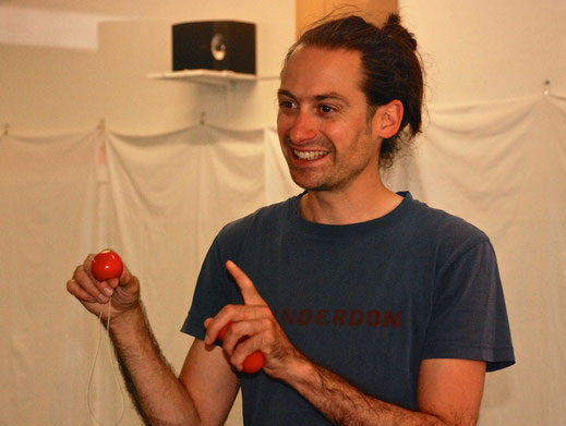 Fabian Gysling, Clownworkshop