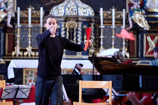 Solsbergfestival, Sol Gabetta, Fabian Gysling