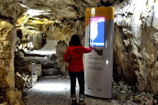 Höhle am Wendelstein, Ausflug Start am Kaiser Camping Bad Feilnbach