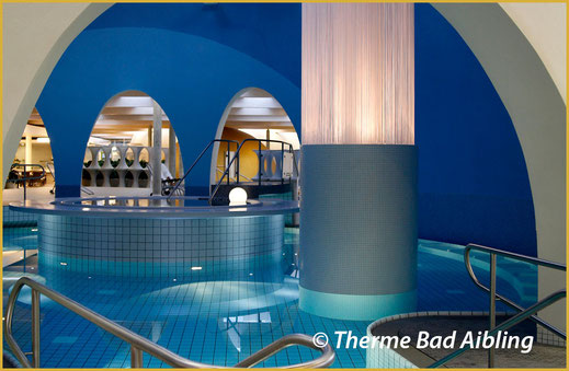 Wellnes und Kurangebote Therme Bad Aibling