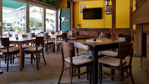 YARD - Kneipe und Restaurant in Berlin-Hohenschönhausen