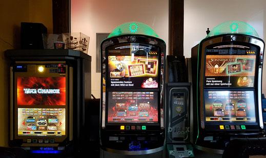 YARD - Kneipe mit Spielautomaten in Berlin