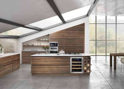 Lubiex, lubiex by essegi, SG arredamenti, cucine, legno massello