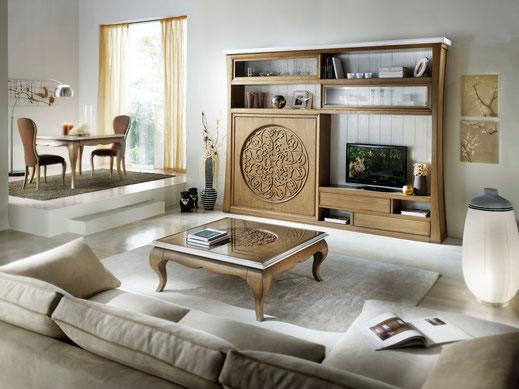 Lubiex, lubiex by essegi, SG arredamenti, componibili, legno massello
