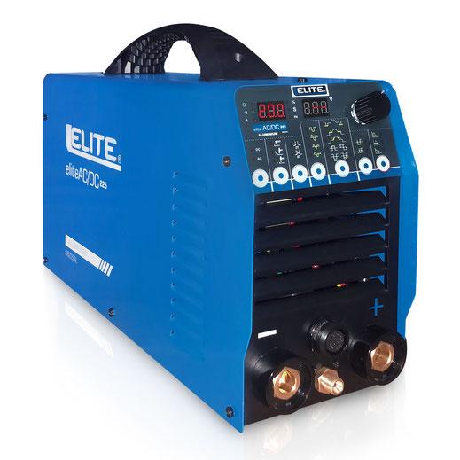 Inversor para soldar Elite TIG 225 AC/CD