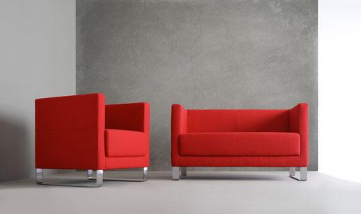Polstermöbel und Sofas - hanna h. Office Line