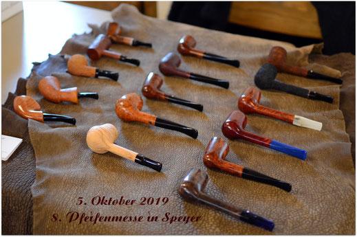 Pfeifenmesse Speyer Herbst 2019