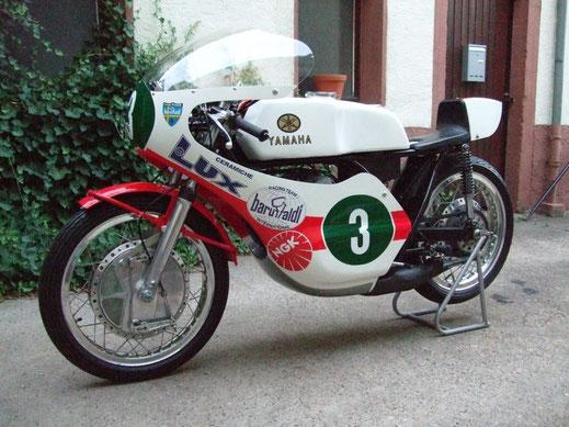 Ex Börje Jansson TD3. Kam 1973 zu WM Einsätzen.
