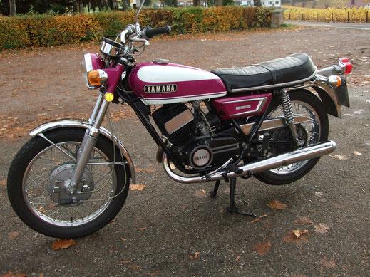 Nicht mehr oft zu finden. Eine vollkommen originale 71er R5  und kaum gelaufen...