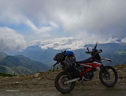 Richtiges Alpenwetter