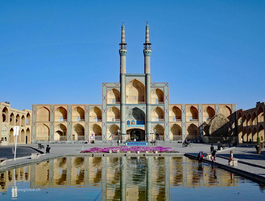 Amir Chakhmag Komplex in Yazd