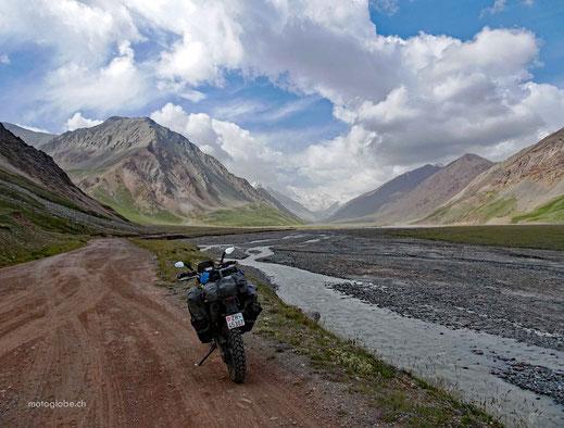Und weiter geht es zur Tadschikistan Grenze