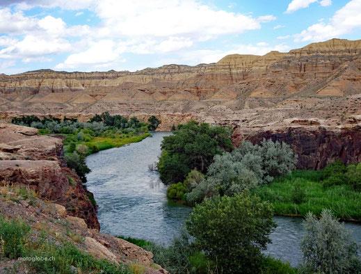Der Charyn Fluss