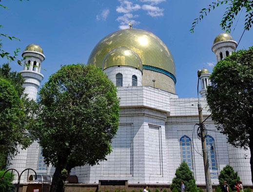 Die Zentrale Moschee