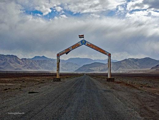 Willkommen in Murgab