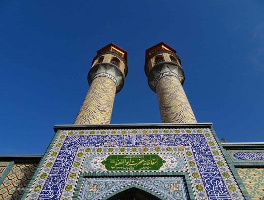 Schöne Moscheen gibt es nicht all zu viele