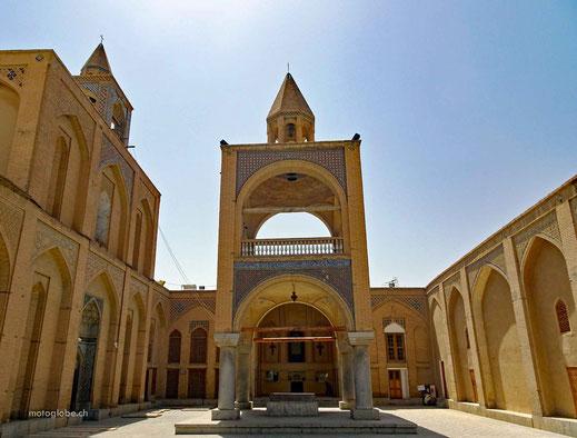 Die Kirche im Armenienviertel