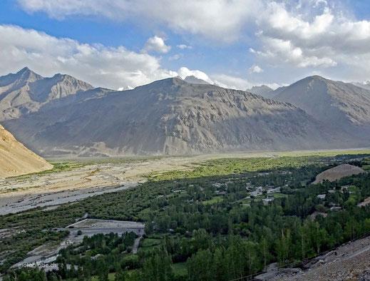 Das Wakhan Tal