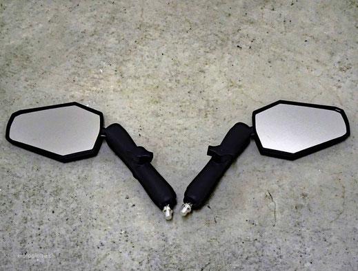 Motorrad Rückspiegel, einklappbar