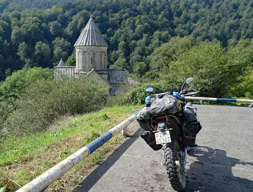 Klosteranlage Haghartsin