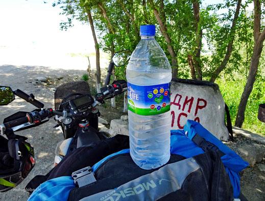 Wasser für meinen Motor