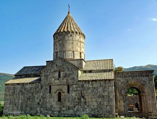 Das Kloster Tatev