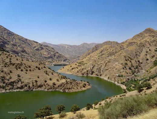 Der Dyala Fluss