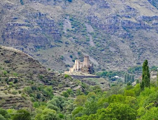 Dei Festung Khertvisi