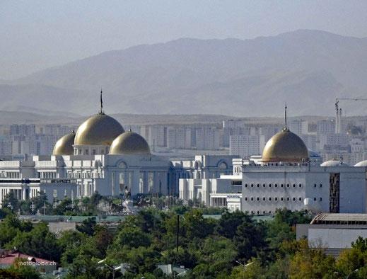 Der Präsidentenpalast