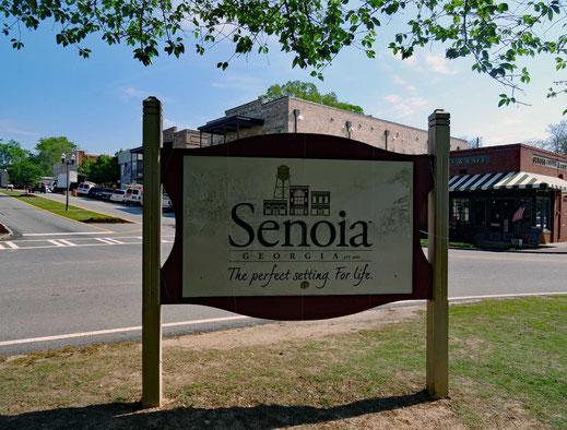In Senoia wurden viele Scenen der Kultserie Walking Dead gedreht