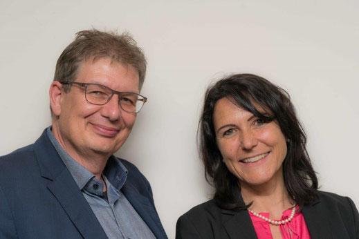 Christoph Dobler & Silvia Schmuckli