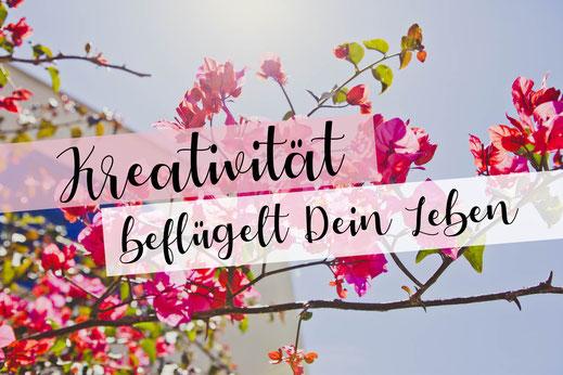 Kreativität, Leben, Blumen, Kath Visual, Katharina Steiner
