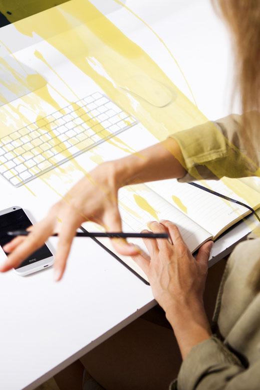kath Visual, Design studio, Katharina steiner, farbe, iMac, Designer