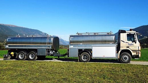 Milch Transporte Alois Danler Weerberg
