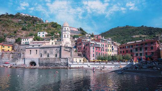 Séjour Pilates dans les Cinque Terre