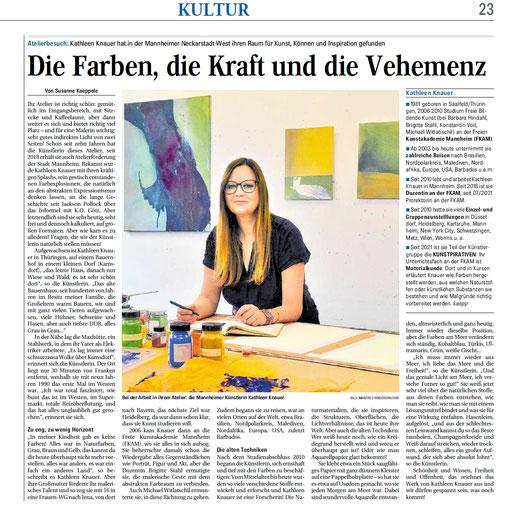 RHEINPFALZ Ludwigshafen 06.02.2021