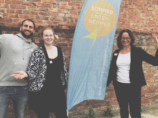 Das SOMMERUNTERNEHMER-Team, Futurepreneur