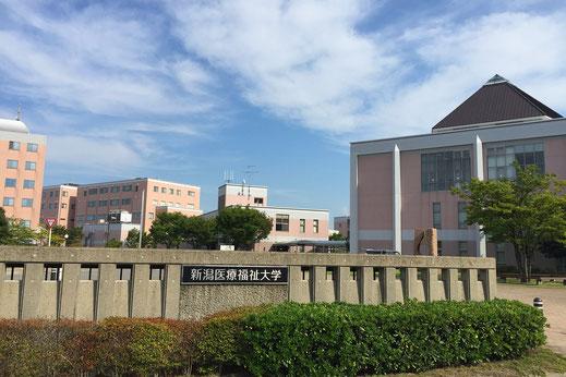 新潟医療福祉大学で骨学セミナー...