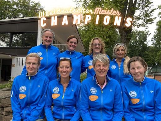 PMTR,Tennisakademie,KHTC,Damen,Westdeutsche Meisterinnen,Tennistraining,Mülheim an der Ruhr,Tennisverband Niederrhein,TVN