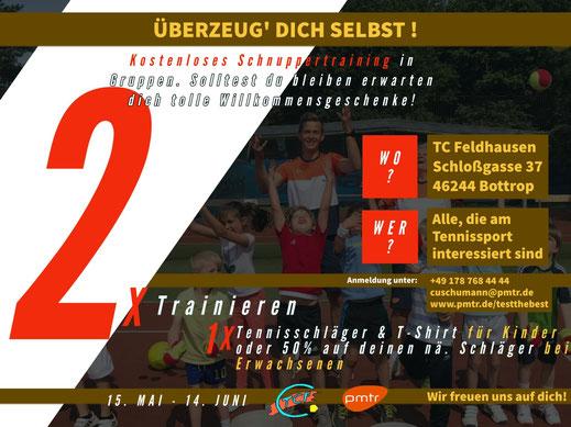 Test the Best, TC Feldhausen, PMTR, Tennisakademie, Tennisturniere, Tennisanalage, Tennisplätze, Turniersaison,Tennisspielen, Tennislernen, Spielerentwicklung, Trainingsstufen, Tennistraining (2)
