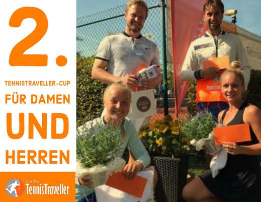 Tennistraveller 2019, PMTR, Tennisakademie, Tennisturniere, Hallenturnier, Rebound Ace, Claus Uwe Schumann, Kindertennis, Tennis für Jugendliche, KHTC, Mülheim an der Ruhr