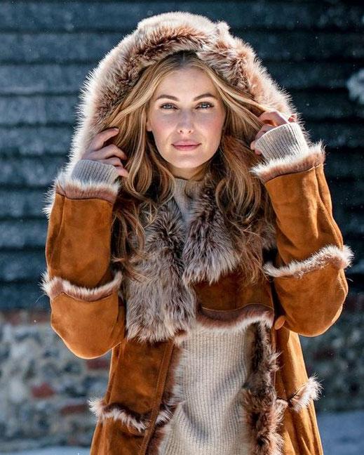 Celtic & Co Hooded Toskana Coat