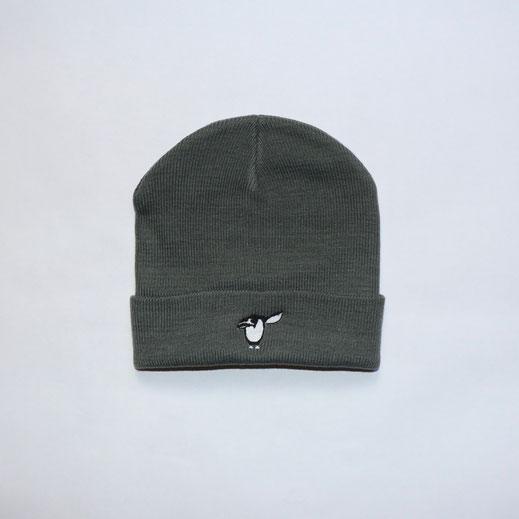 Salute Pinguin Beanie - schwarz 100% Polyacryl - pangu.de
