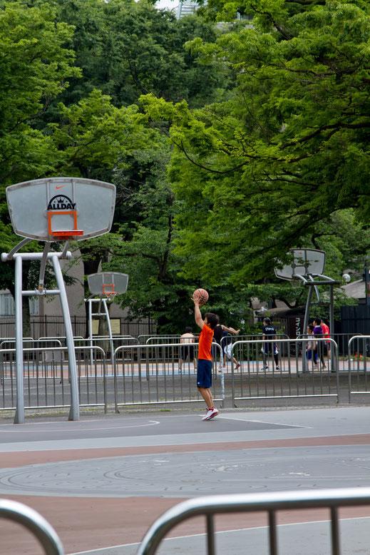 岡崎市どうど鍼灸整骨院スポーツバスケットボール