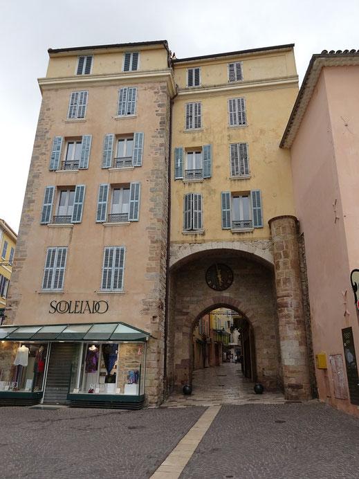 La porte Massillon