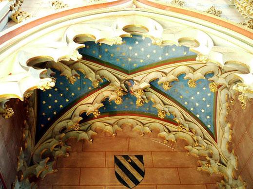 La chapelle du palais Jacques Coeur