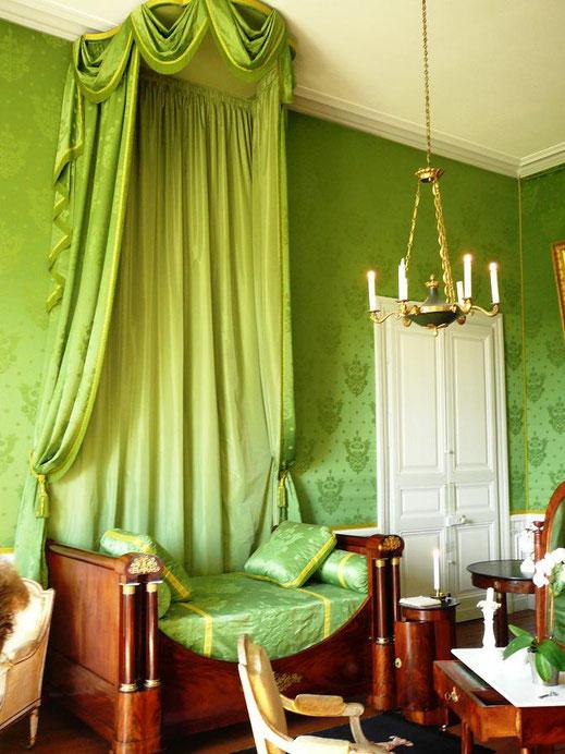 Chambre de la duchesse de Dino