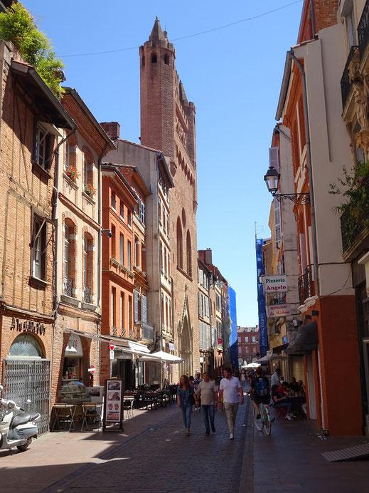 La rue du Taur