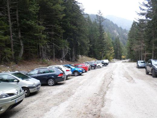 Parking de Salèse
